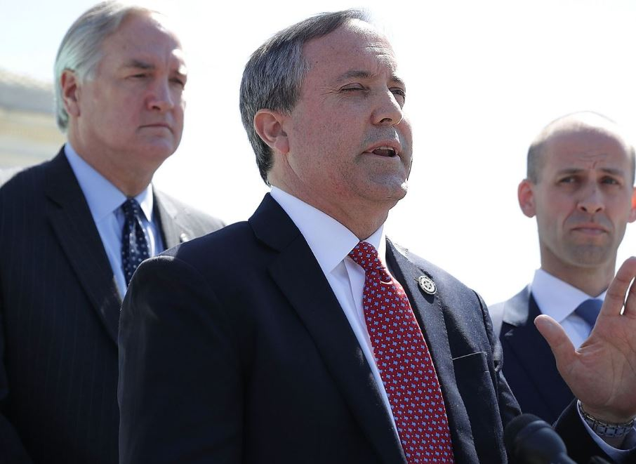 Texas AG Ken Paxton has positioned himself nationally as a conservative crusader. He was a close ally of former President Donald Trump and moved to halt Biden's 100-day moratorium on deportations. Paxton has spent most of his time in office under felony indictment.