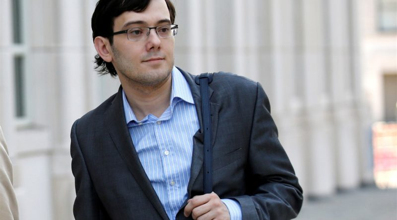 CEO Shkreli Manages His Company From Prison?