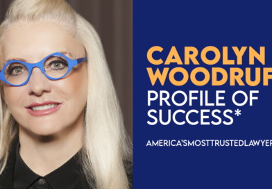 Profile of Success With Carolyn Woodruff