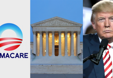 Trump demands supreme court to quash Obamacare again